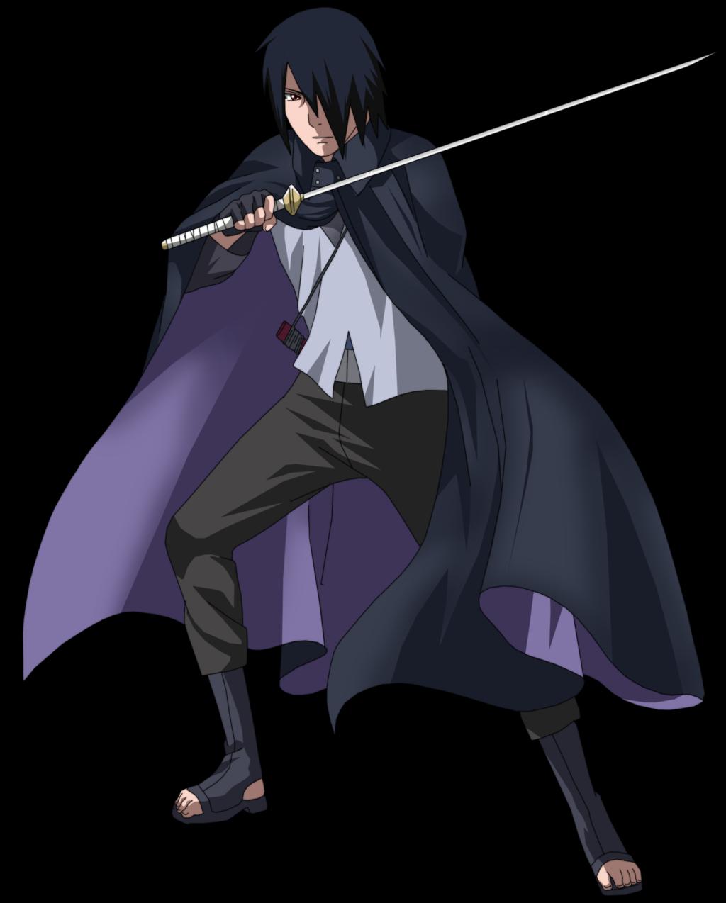 Hit or Miss? Version manga - animé - Page 32 Sasuke11