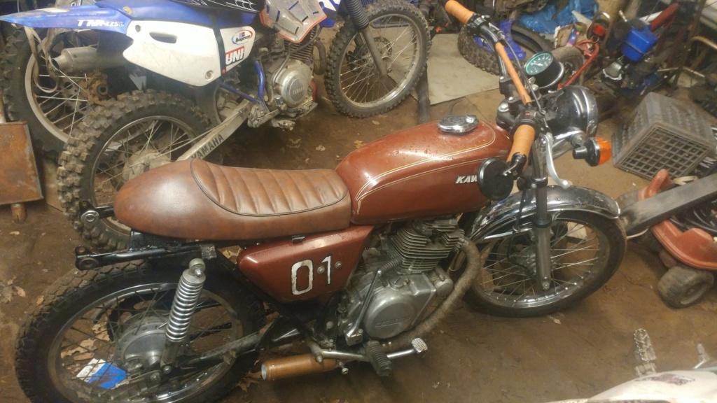 1975 Kawasaki KT250 20180510