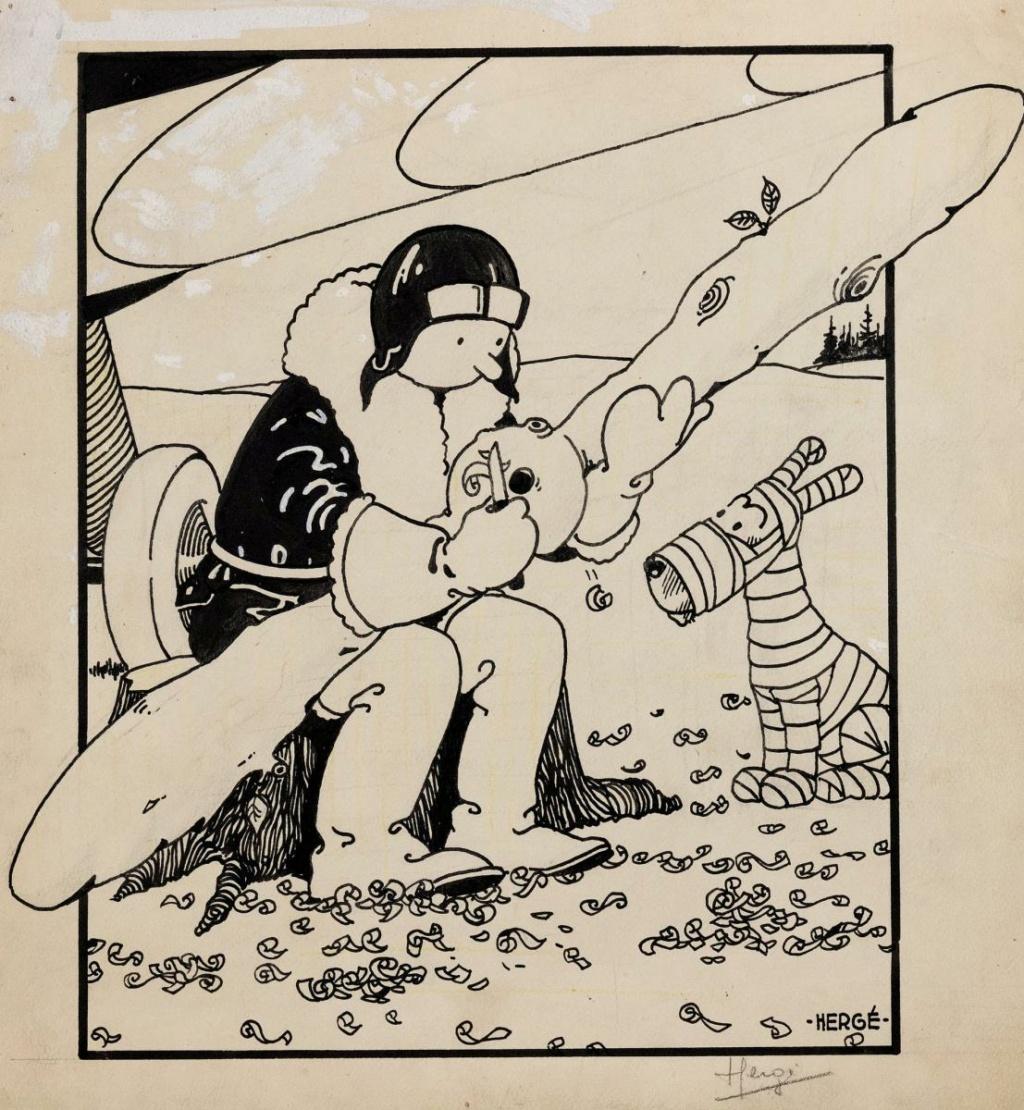 Choses diverses et variées que vous voulez partager ! - Page 14 Tintin10