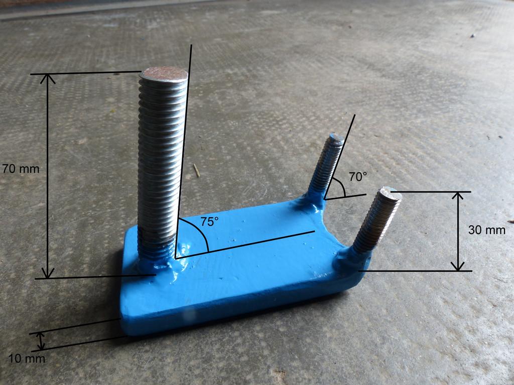 Faucheuse rotative staub 7000 0210