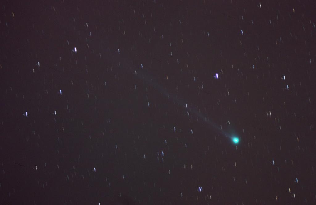 Historique comètes Comete15