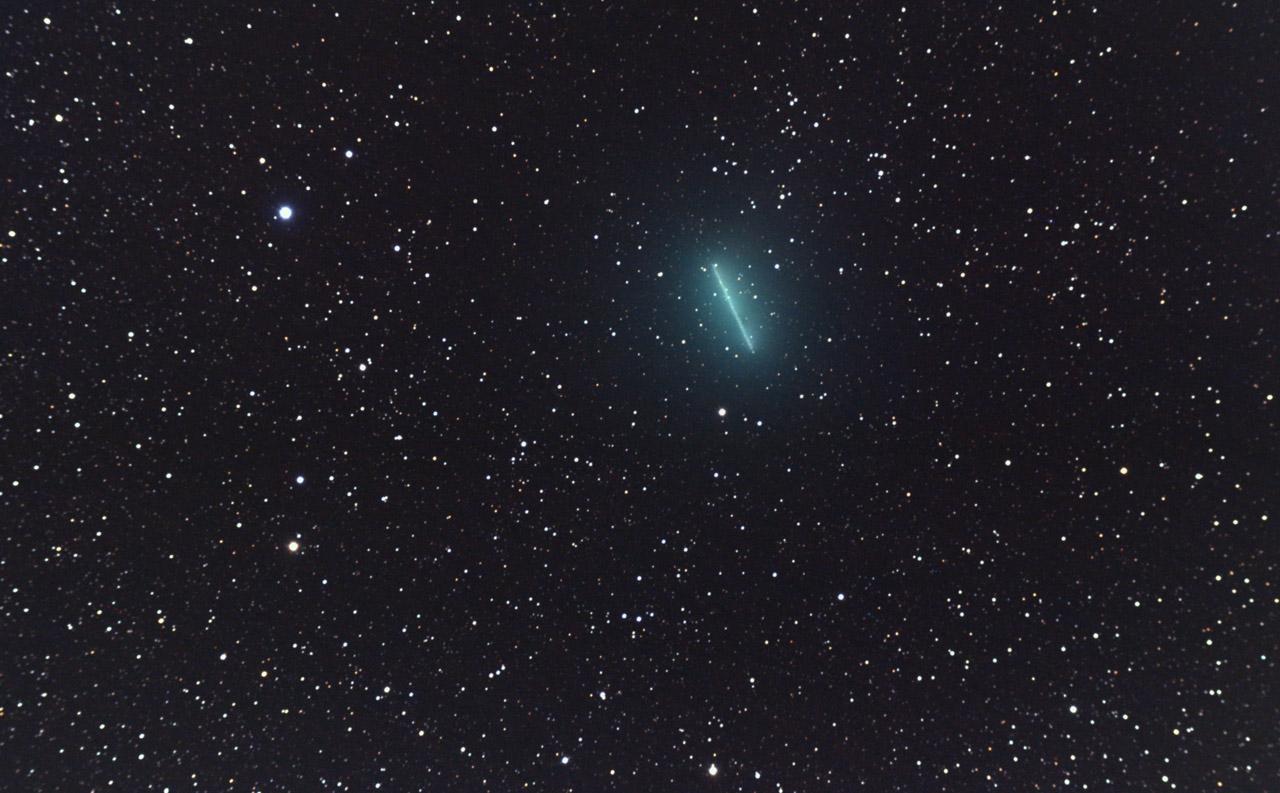 Historique comètes Comete16