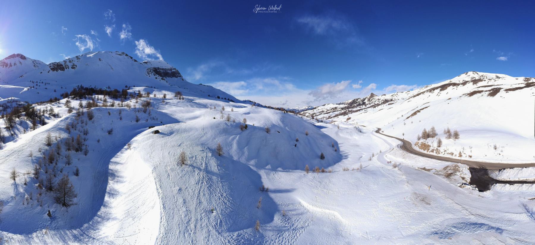 Panorama des Alpes au drone Dji_0024