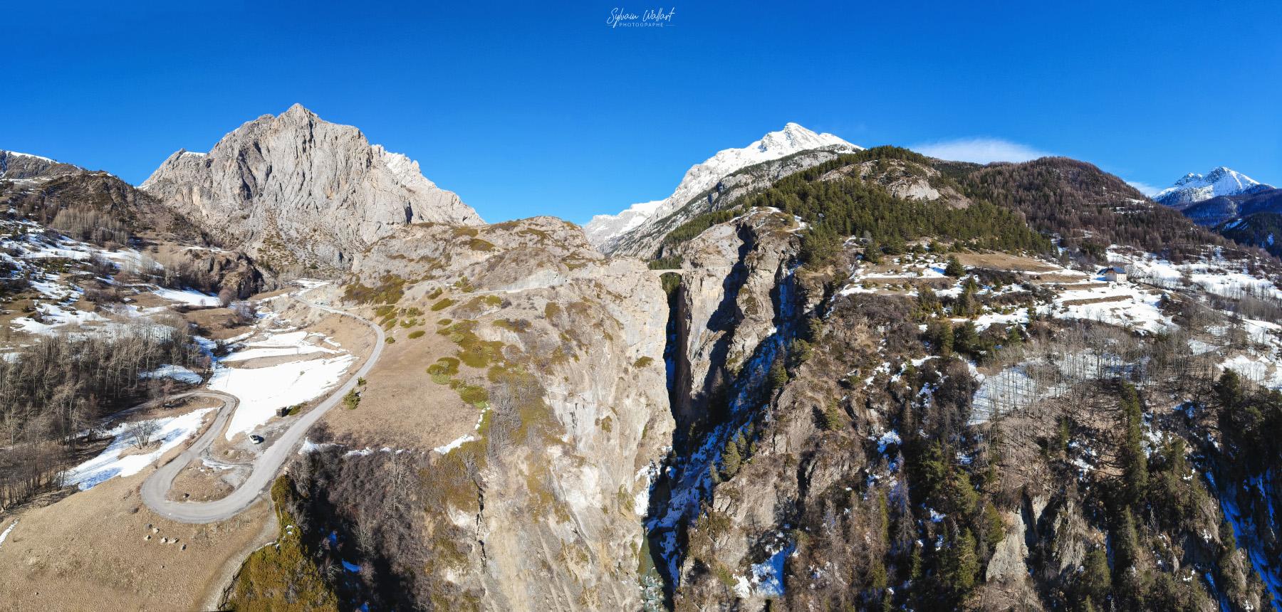 Panorama des Alpes au drone Dji_0025
