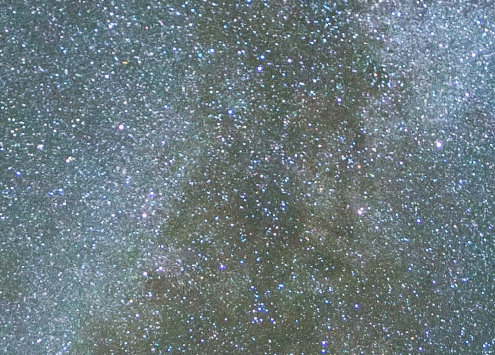 IC 1396, M31, M33, double amas, M27, etc ... M27_m710
