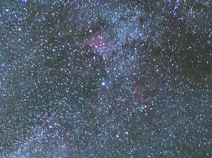 IC 1396, M31, M33, double amas, M27, etc ... Ngc70010