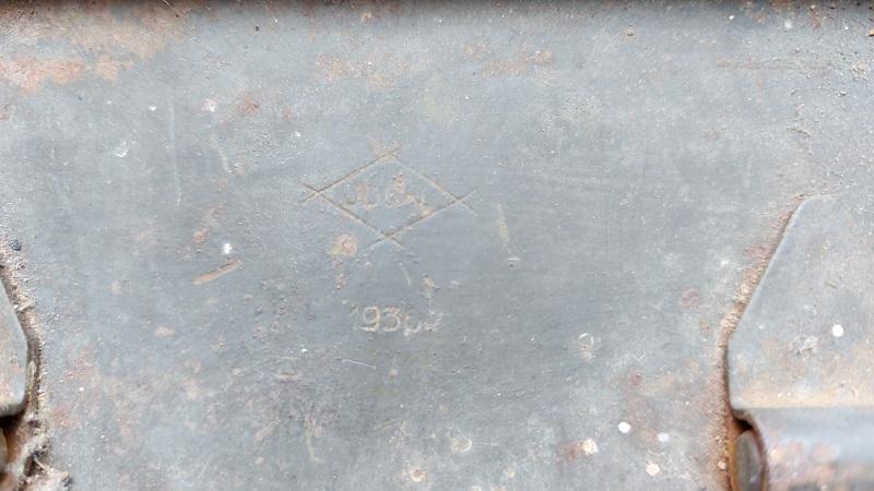 Baio Ersatz et caisse MG  216