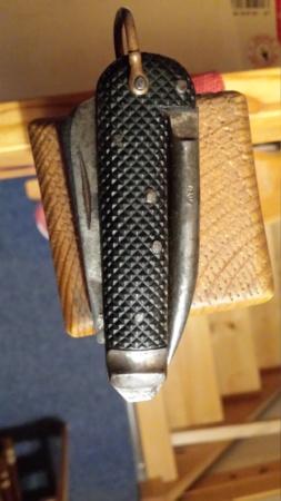 """Les """"jack knives"""", couteaux pliants du Tommy C110"""