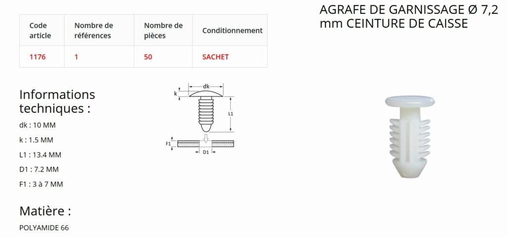 [Résolu] Recherche clips plastiques de l'enjoliveur de bas de pare-brise réf BTR4428 - Page 2 Restag10