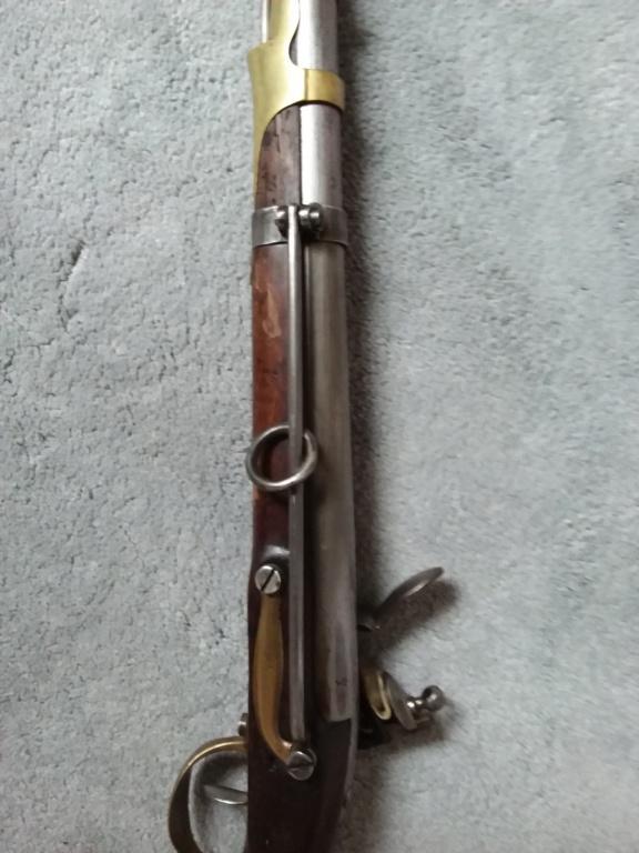 Mousqueton  cavalerie ... hussard ou autres ..?  20190415