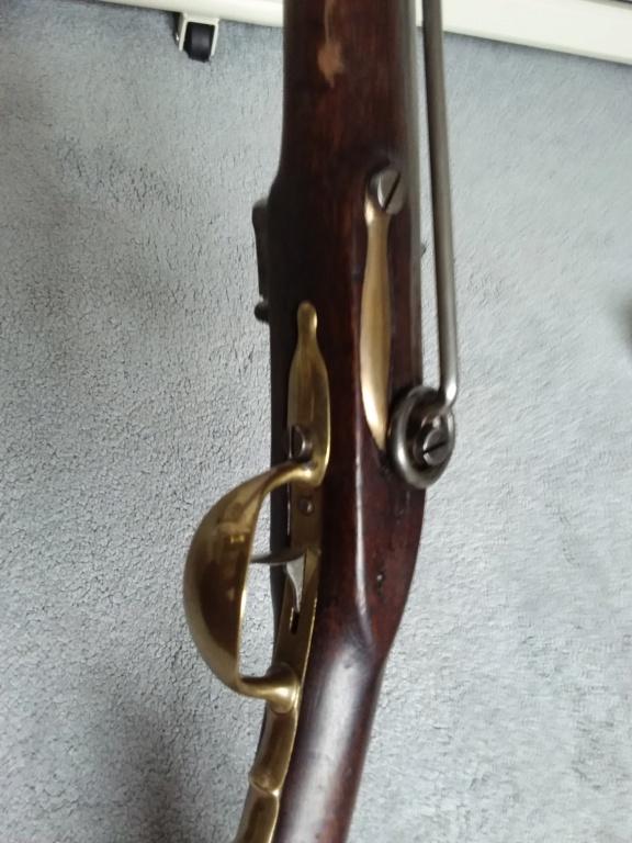 Mousqueton  cavalerie ... hussard ou autres ..?  20190421
