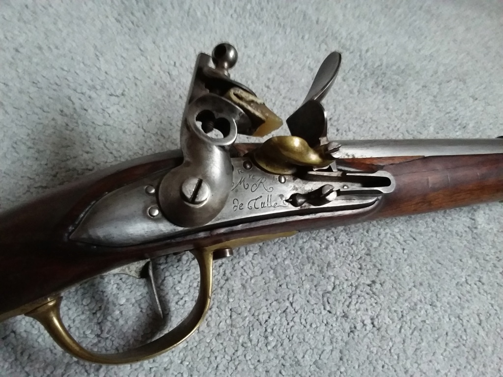 Mousqueton  cavalerie ... hussard ou autres ..?  20190425
