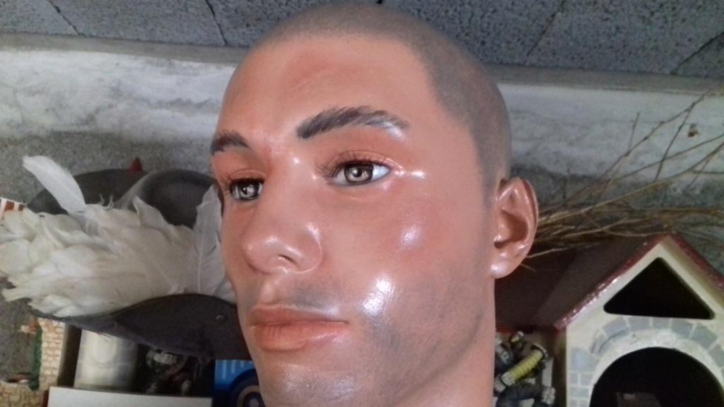 Amélioration tête mannequin 20190325