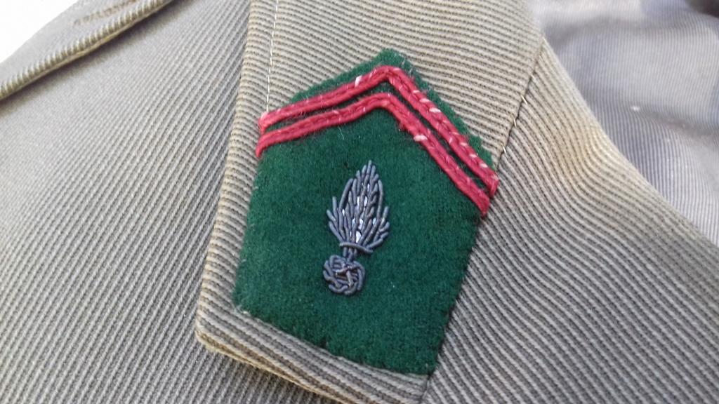 Veste d'officier français 20190813