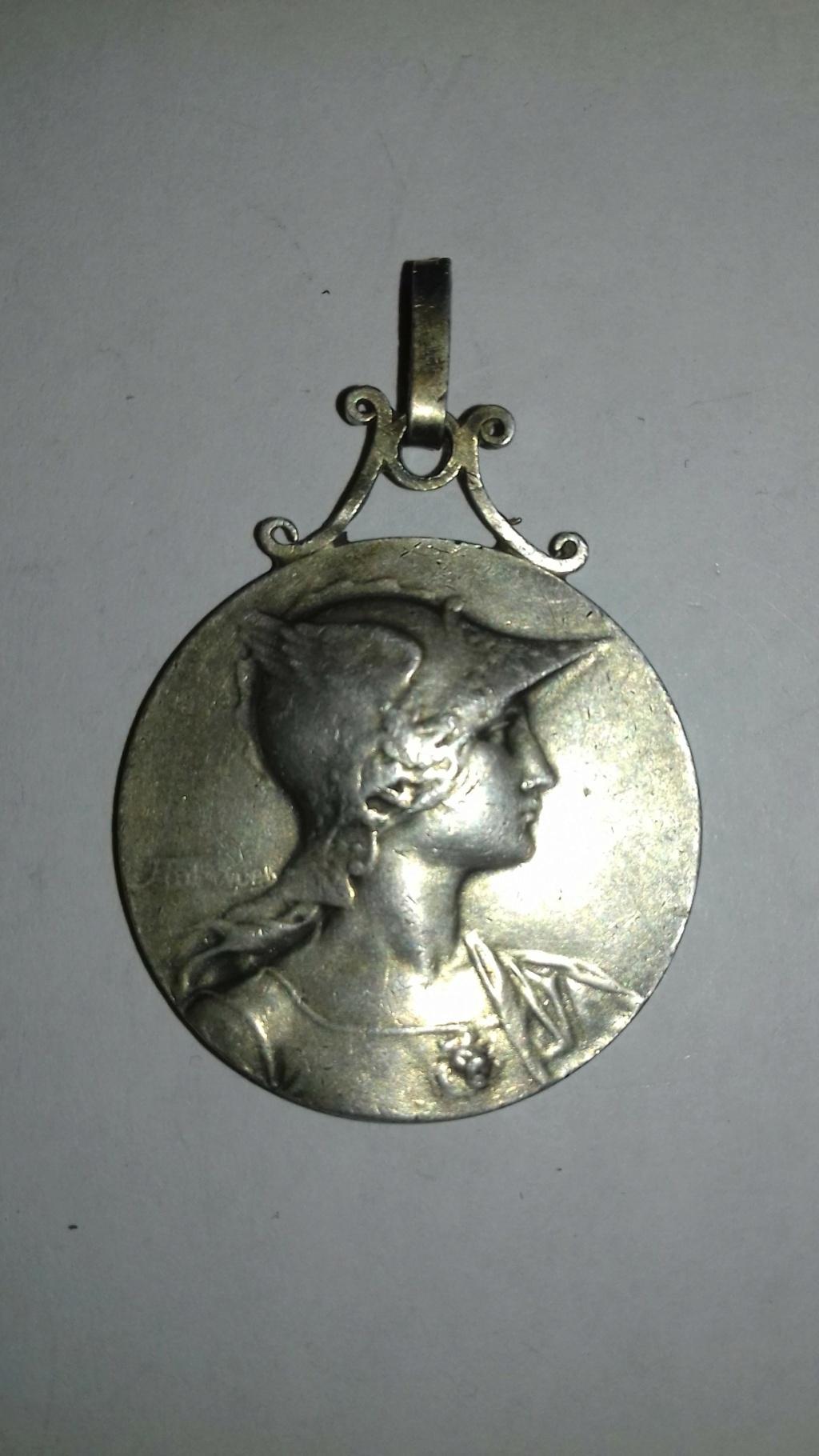 Médaille inconnue 20201017