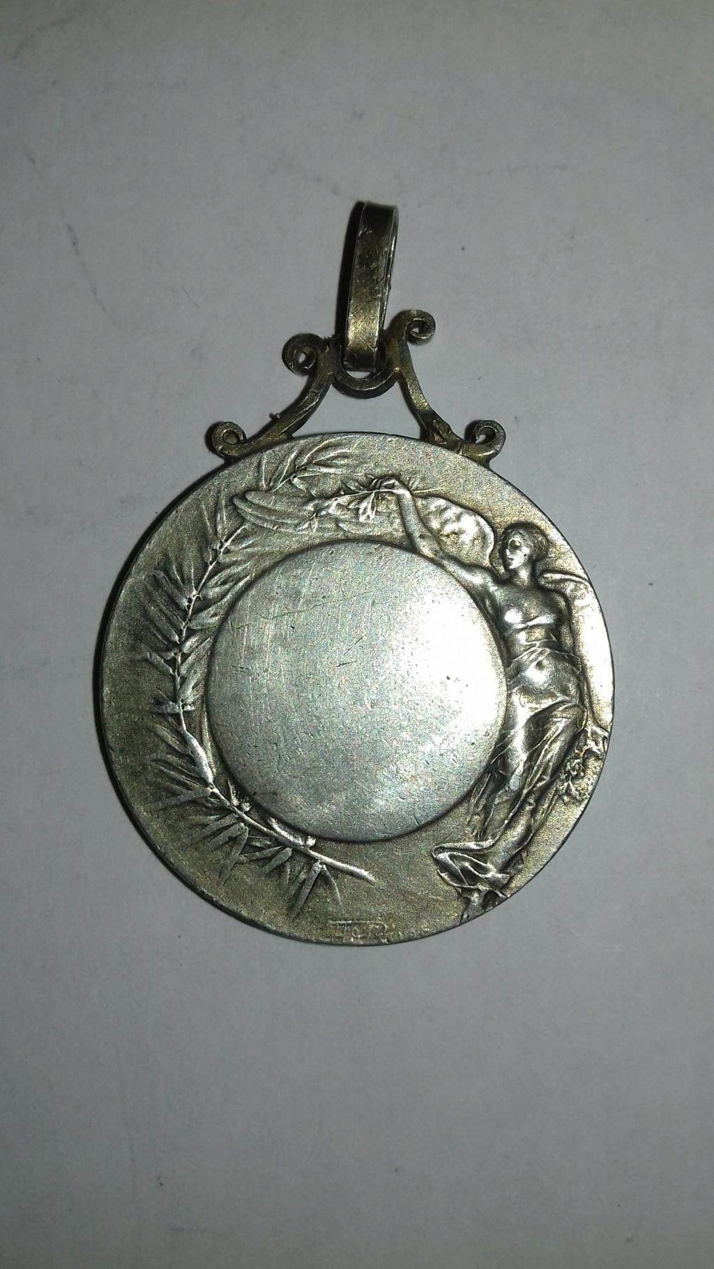 Médaille inconnue 20201018