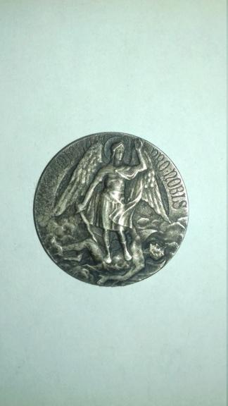 Médaille st Michel ? 20201022