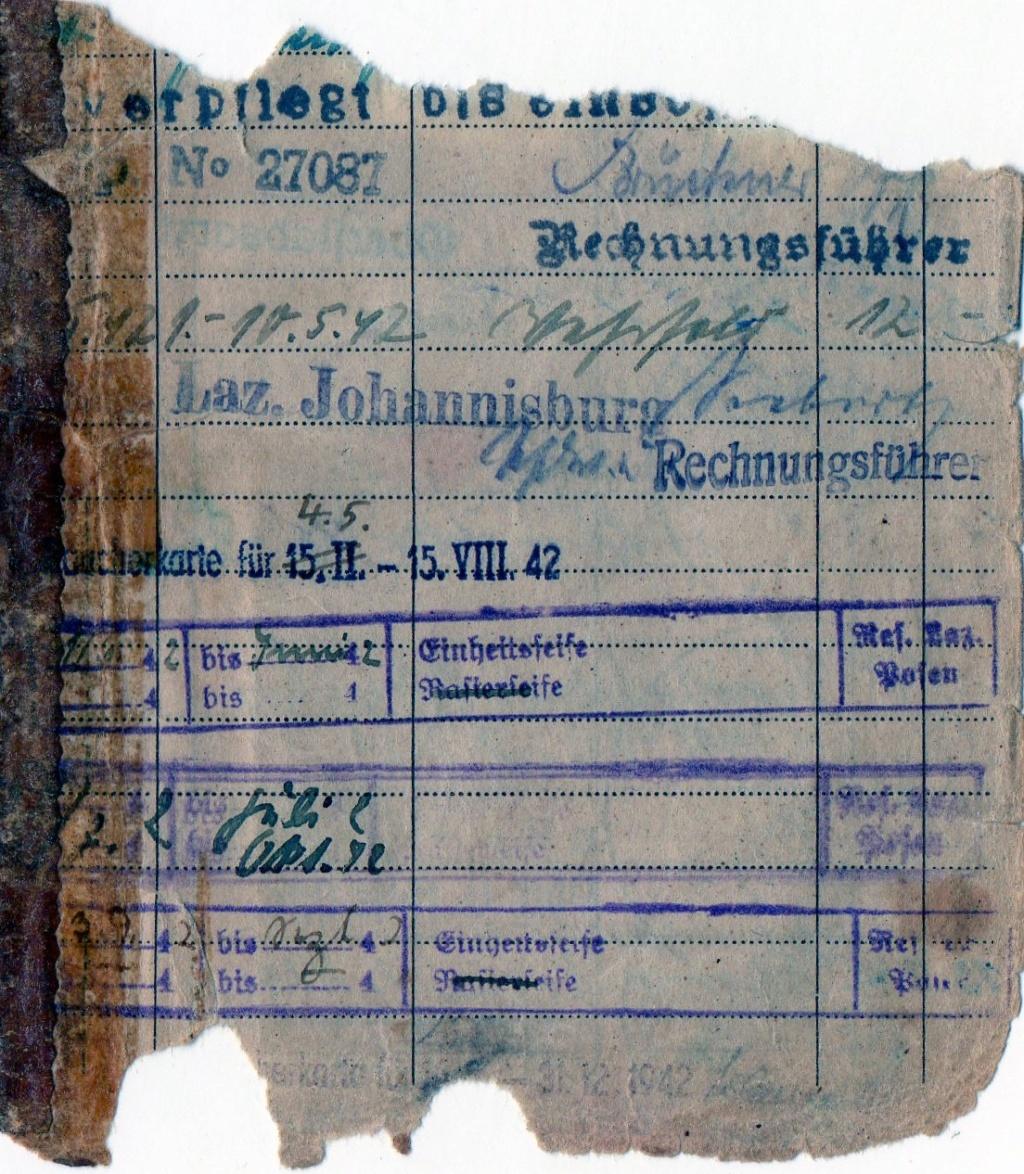 Soldbuch bataille de Normandie 2110