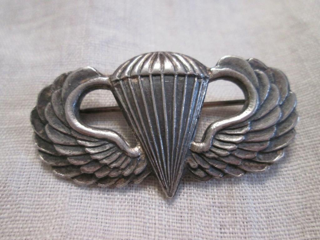Insigne de parachutiste us S-l16010