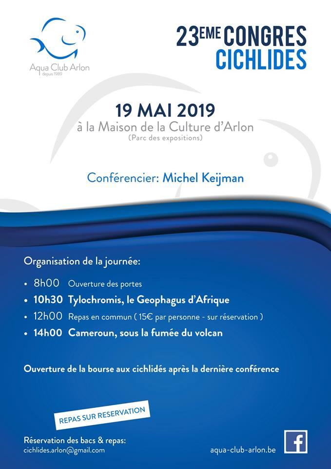 congrès Arlon 2019 Affich11