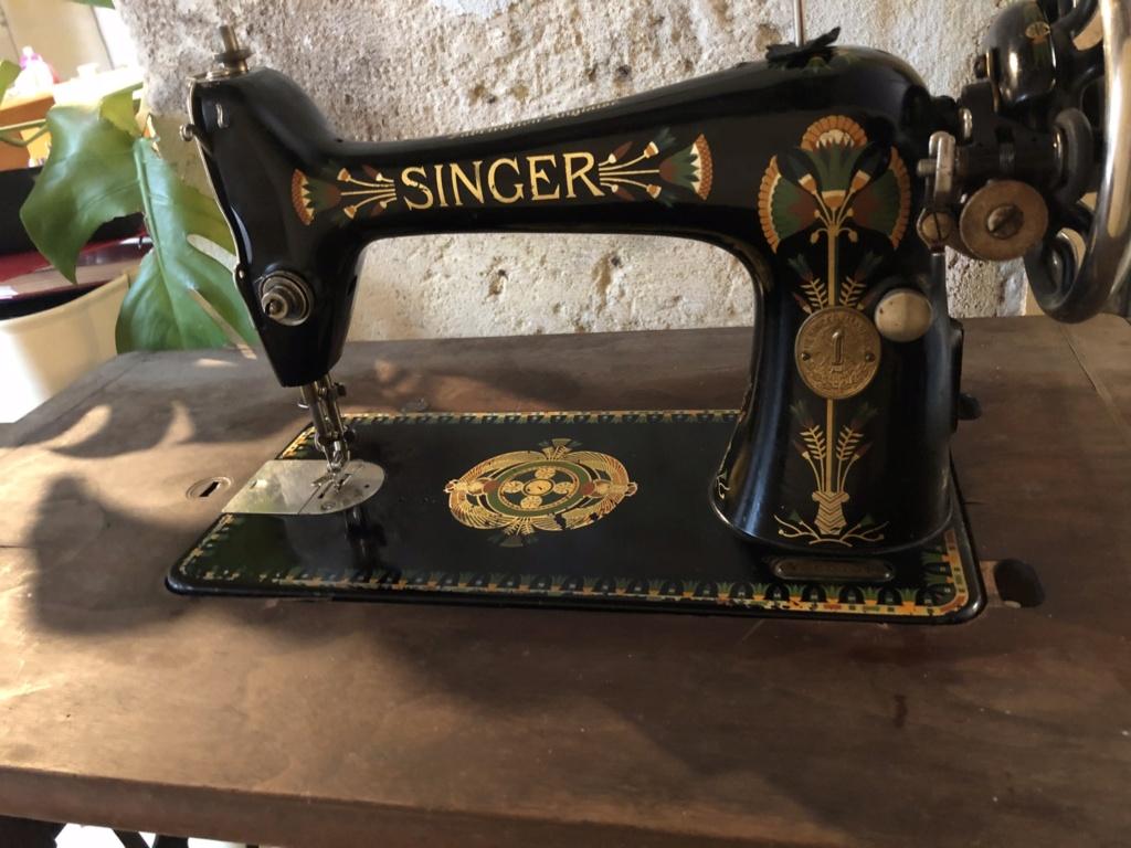 """La Singer 66K """"Lotus"""" de simanco33 (comparée ensuite à la 99K)  - Page 3 F1e95810"""