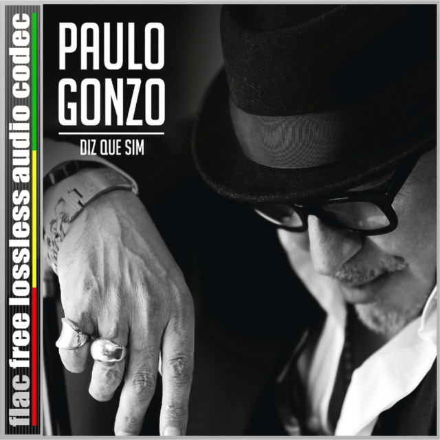 CD (SINGLE) (FLAC) PAULO GONZO - DIZ QUE SIM - DOWN ON MY KNEES (2019). 121