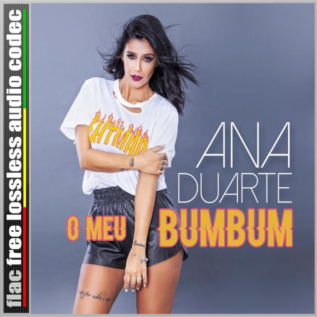CD (SINGLE) (FLAC) ANA DUARTE - O MEU BUMBUM (2019). Ad10