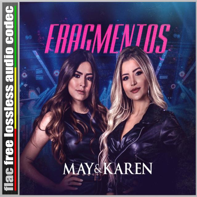 CD (FLAC) MAY E KAREN - FRAGMENTOS (2019). Cd30