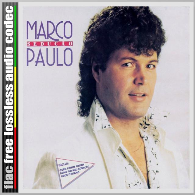 CD (FLAC) MARCO PAULO - SEDUÇÃO (1986). Cd31