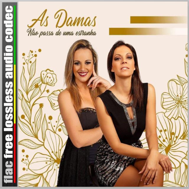 CD (SINGLE) (FLAC) AS DAMAS - NÃO PASSA DE UMA ESTRANHA (2019). Cd33