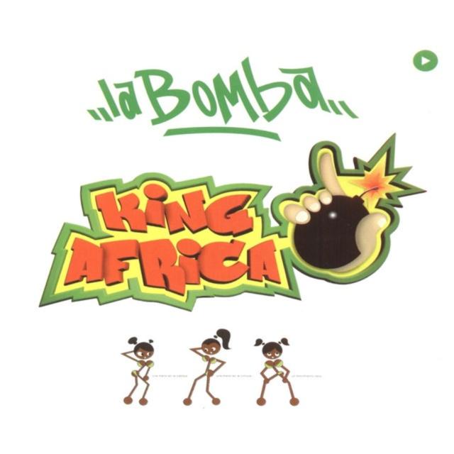 CD (SINGLE) (FLAC) KING ÁFRICA - LA BOMBA (2015). Cd_sin25