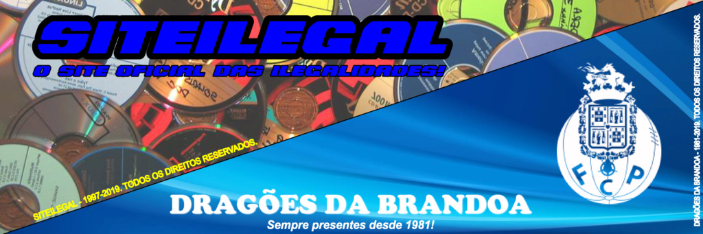 SITE ILEGAL / DRAGÕES DA BRANDOA