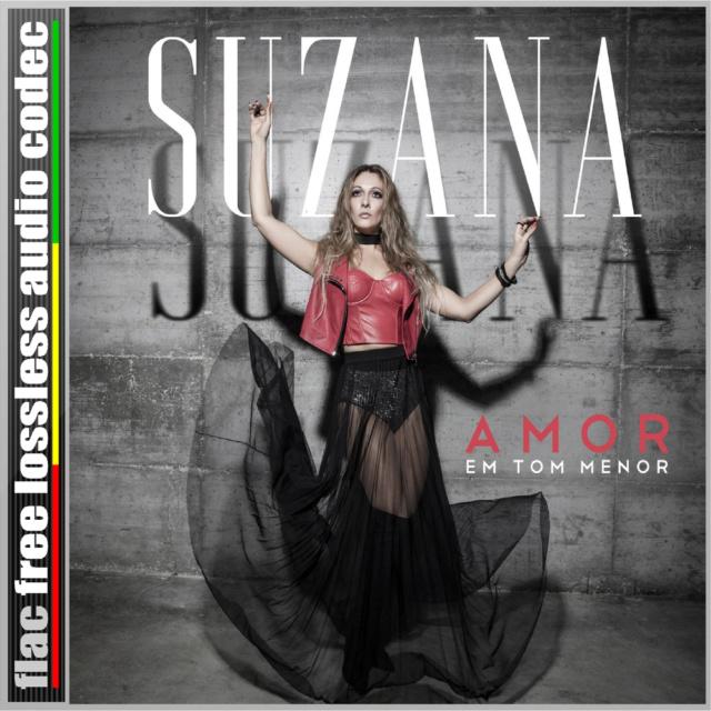 CD (SINGLE) (FLAC) SUZANA (PRAGOSA) - AMOR EM TOM MENOR (2019). Sp10