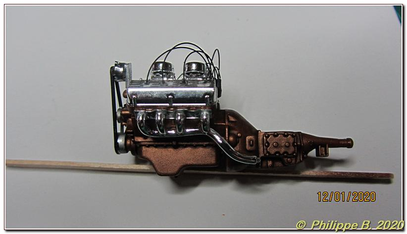 Hot rod Ford '32 High Boy [Revell] 1:25 13_tn_11