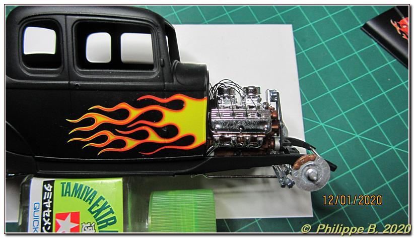 Hot rod Ford '32 High Boy [Revell] 1:25 14_tn_11