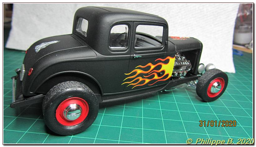 Hot rod Ford '32 High Boy [Revell] 1:25 17_tn_11