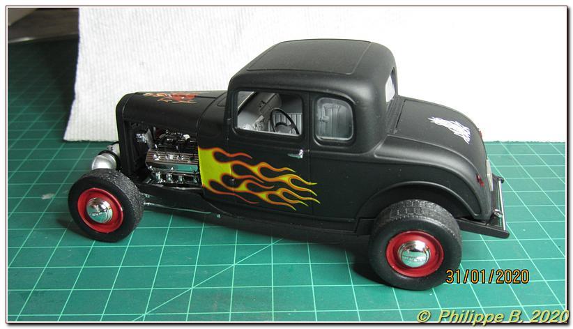Hot rod Ford '32 High Boy [Revell] 1:25 20_tn_11