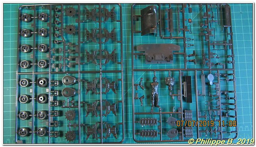 M4A3 (Tamiya MM222) vs M32 (Italeri 203), 1:35 - M4A3 prêt à peindre Tn_80040
