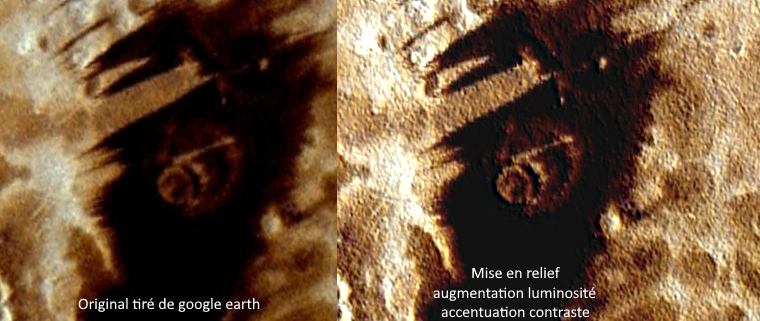 [C'est quoi ?] étonnantes  images  sur mars Singul12