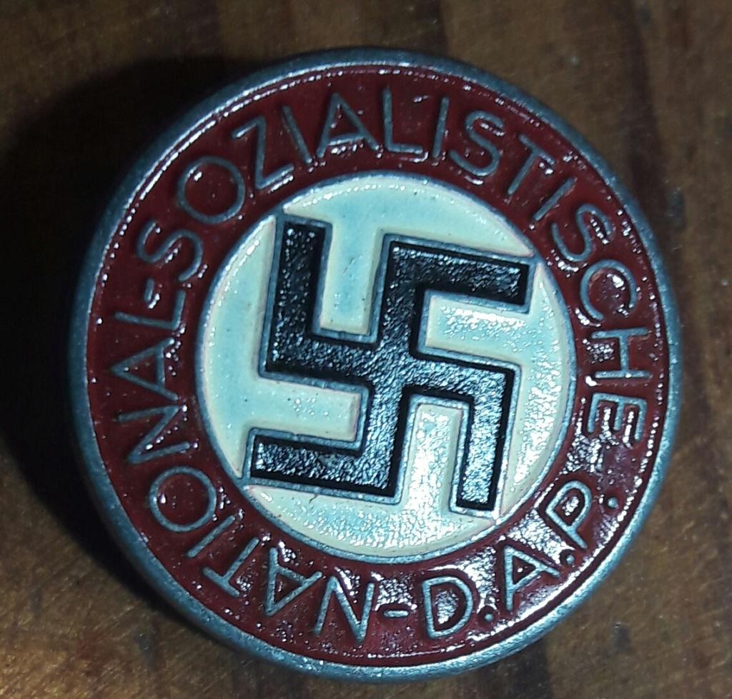 Badge NSDAP 20180817