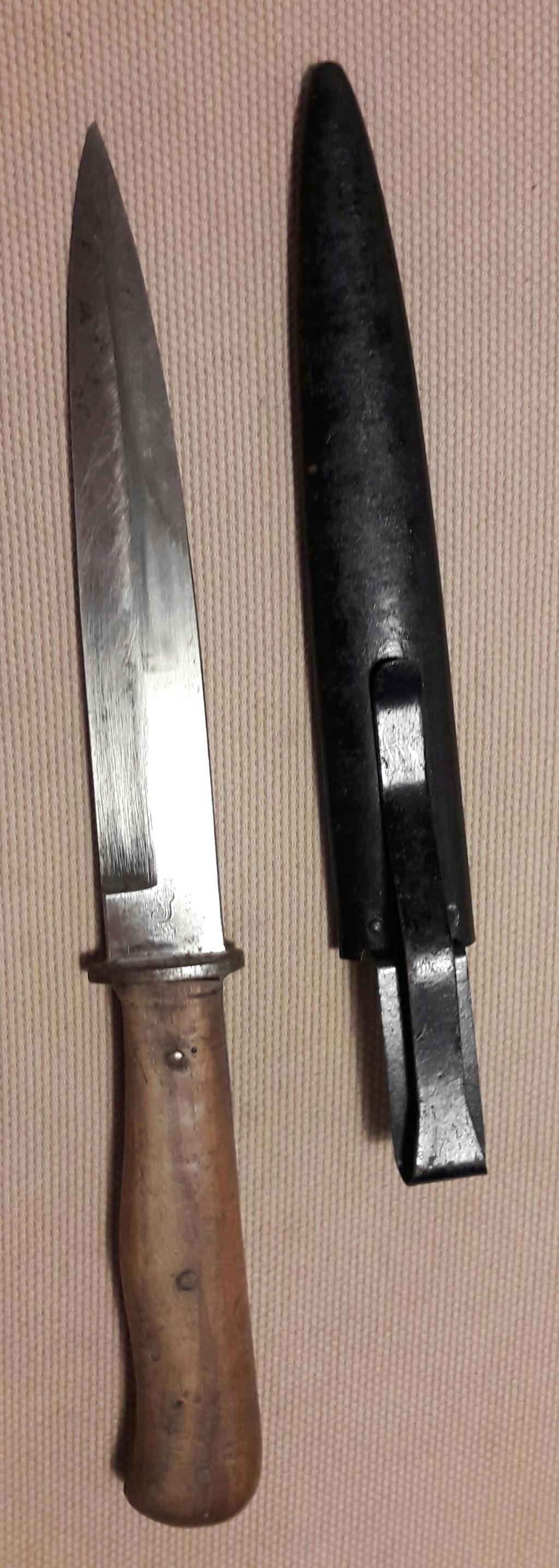 Couteau de botte allemand  20180922