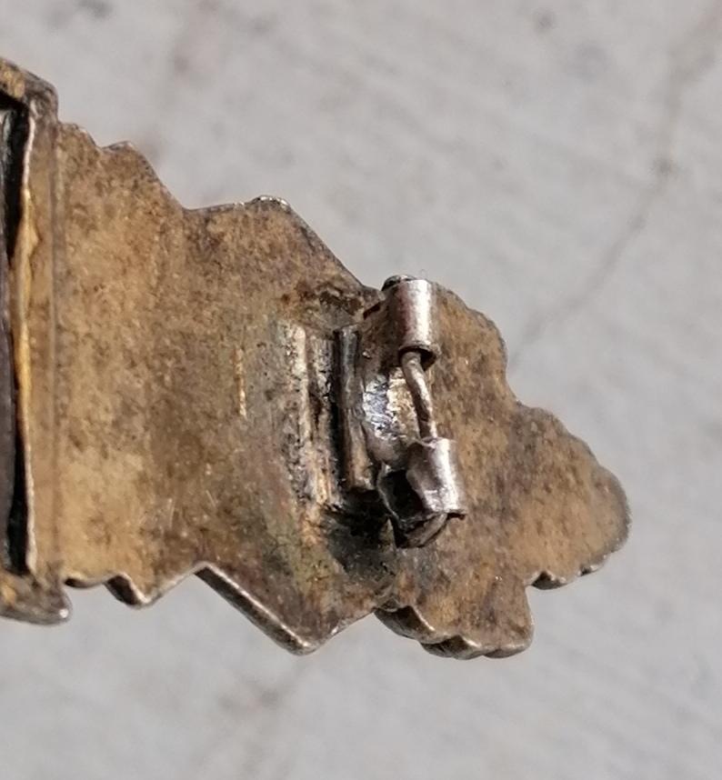 Badge combats rapprochés bronze  Img_2793