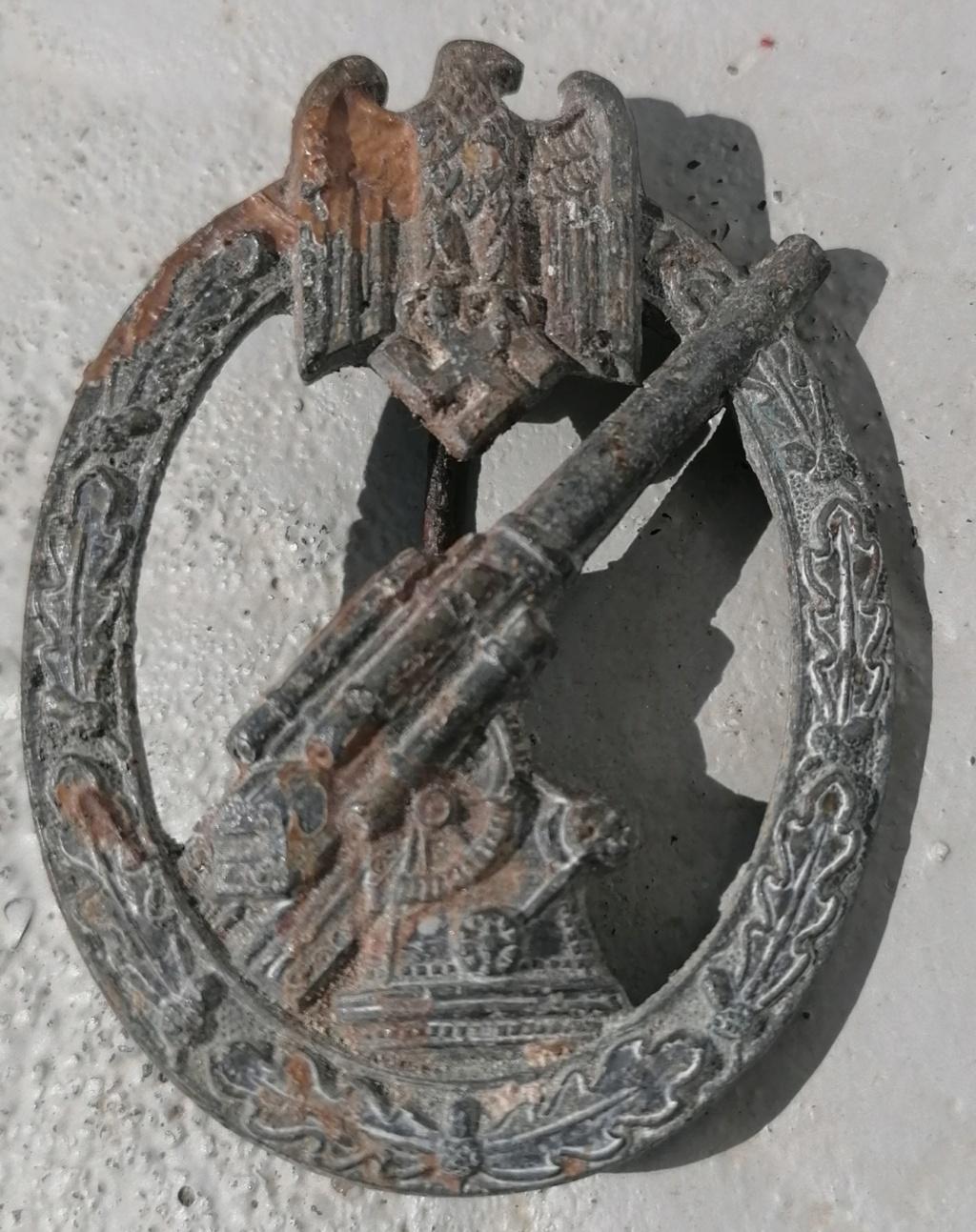Badge flak heer  Img_2944