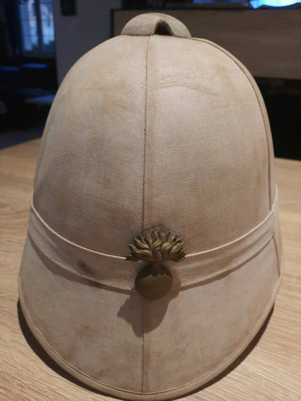 Casque colonial gendarmerie S-l16021