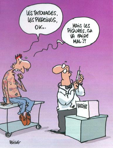 Toutes les pathologies possibles du doué version humour  - Page 6 Vaccin10