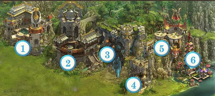 Qu'est ce qu'une Merveille Antique (Ancient Wonders) Humain10