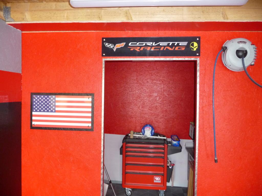 Stand de ma C6 - Page 2 Garage19