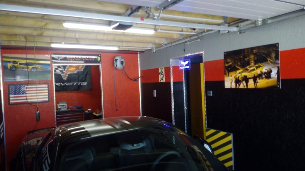 Stand de ma C6 - Page 2 Garage29