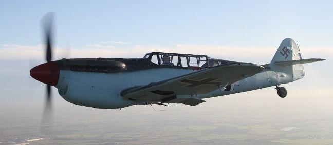 Messerschmitt Bf.109 G14. Revell 1/32. Ende. Buchon10