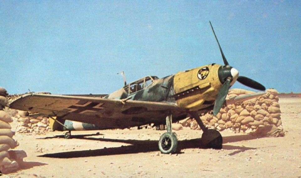 Messerschmitt Bf.109 G14. Revell 1/32. Ende. E9080310